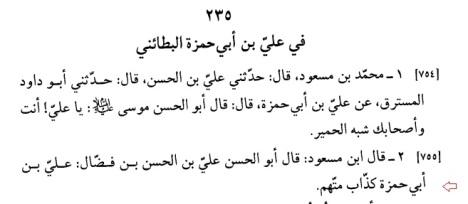 Rijal Al Kasyiy Aliy bin Abi Hamzah